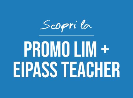 Promozione corsi LIM ed Eipass Teacher